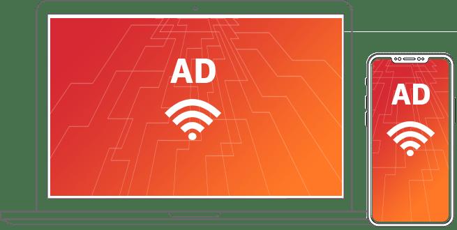 Wi-fi реклама